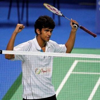 Ajay Jayaram jayaramstunstopseedtoenterdutchopenbadmintonfinaljpg