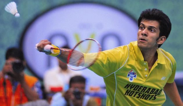 Ajay Jayaram Ajay Jayaram Top Ranking Of Saina Is An Added Boost