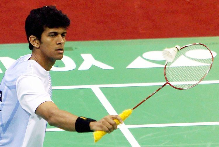 Ajay Jayaram Ajay Jayaram reaches semifinals of the Dutch Open