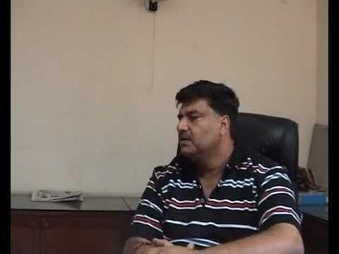 Ajay Kapoor (politician) Ajay Kapoor Congress Kidwai Nagar Kasauti YouTube