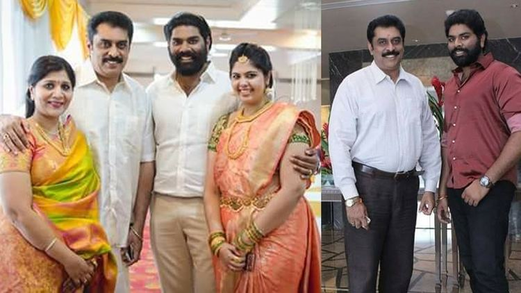 Ajay Rathnam Actor Ajay Rathnam Family and Unseen Photos YouTube