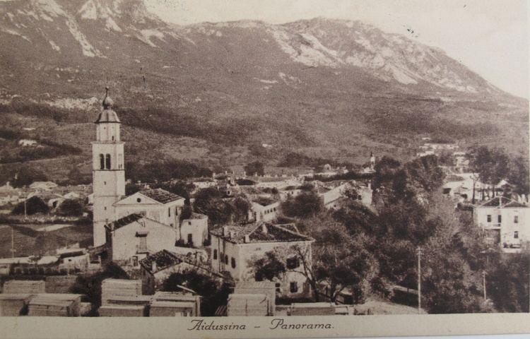Ajdovscina in the past, History of Ajdovscina