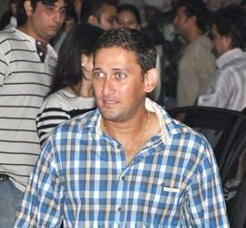 Ajit Agarkar (Cricketer)