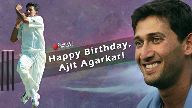 Ajit Agarkar Latest News Photos Biography Stats Batting averages