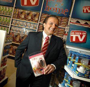 A. J. Khubani AJ Khubani Telebrands CEO Biography Cool TV Offers