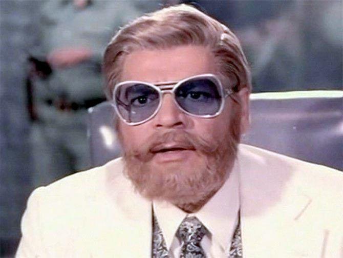 Ajit Khan How Ajit became a suave villain Rediffcom Movies