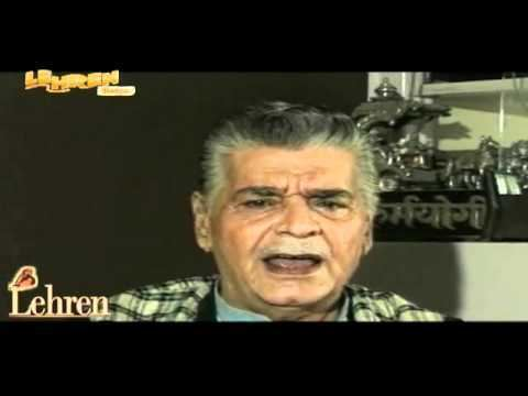 Ajit Khan Exclusive Interview Late Ajit Haskar With English Subtitles YouTube