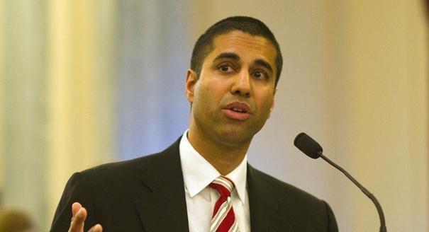 Ajit V. Pai Pai helps boost FCC conservatives POLITICO