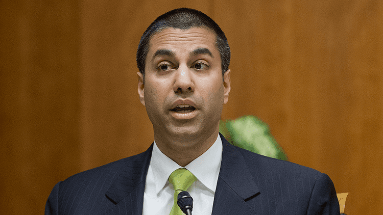 Ajit V. Pai FCC Chairman Ajit Pai Responds to Mean Tweets With a Video Variety
