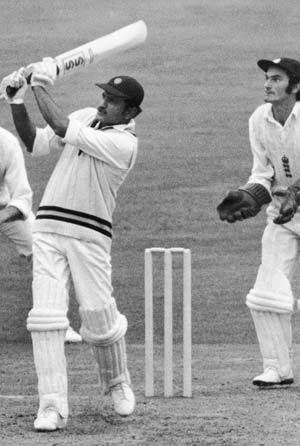 Ajit Wadekars only Test hundred takes India closer to history