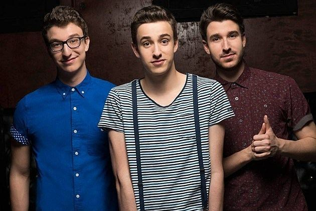 AJR (band) AJR on 39Living Room39 Stretching Their Sound EXCLUSIVE
