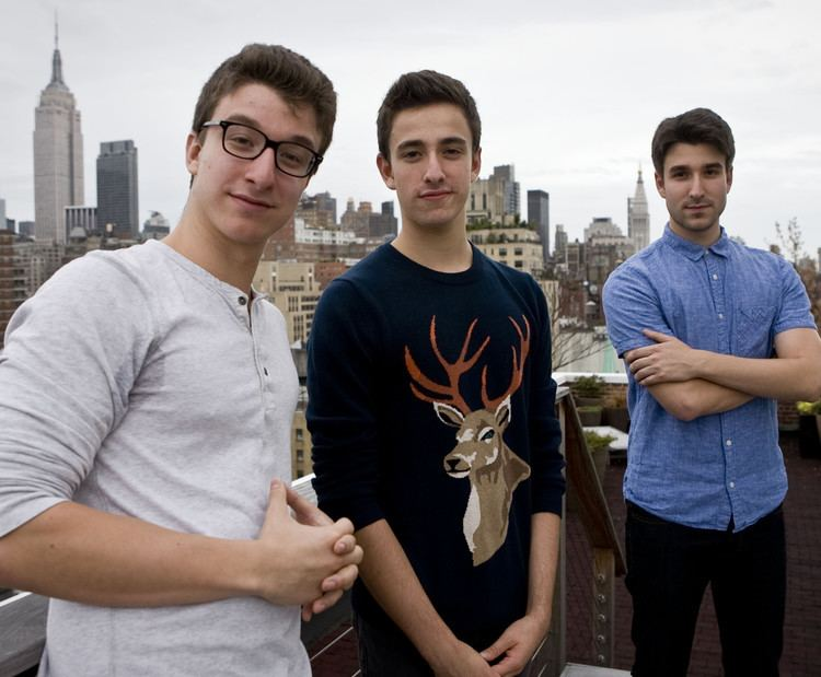 AJR (band) Could AJR be the next Jonas Brothers New York Post