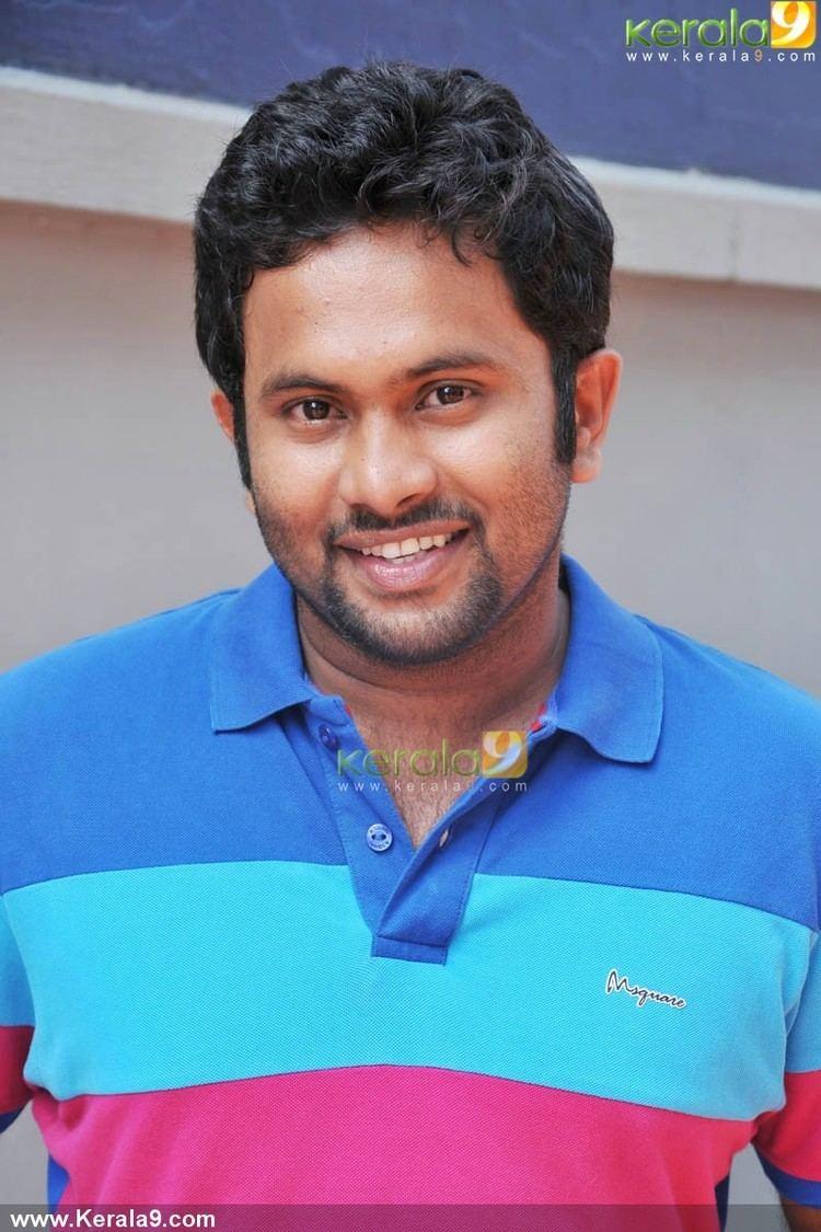 Aju Varghese Aju varghese at ring master malayalam movie 110th day
