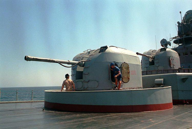 AK-100 Naval gun