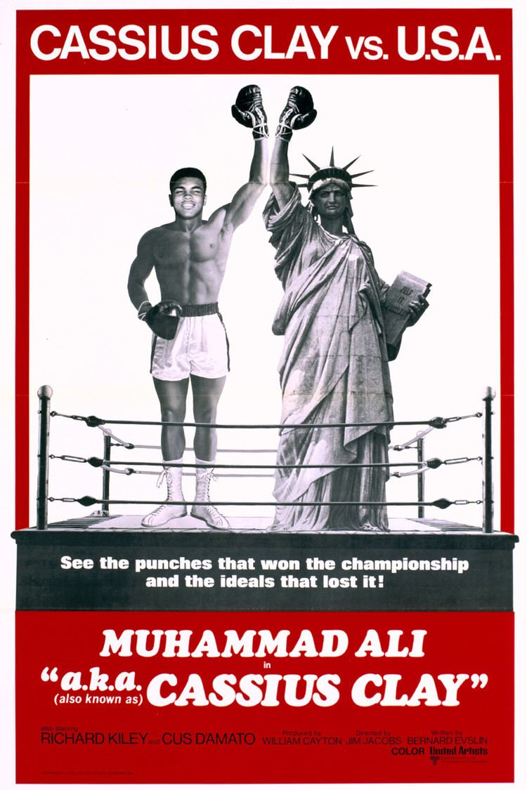 A.k.a. Cassius Clay wwwgstaticcomtvthumbmovieposters10585p10585