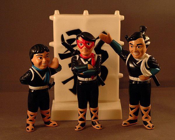 Akakage Akakage Vintage Ninja