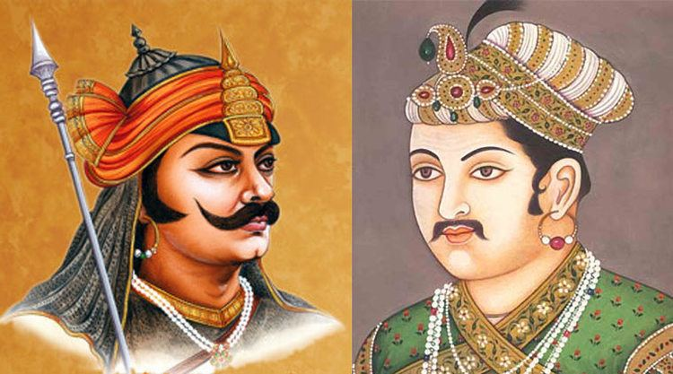 Akbar Explained Between Akbar and Pratap meaningless to look