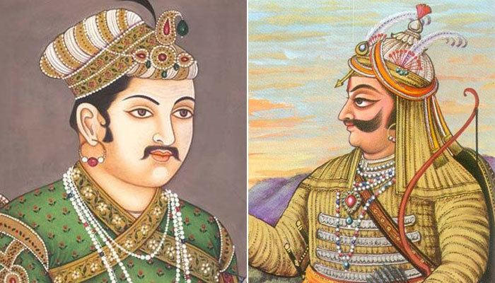 Akbar If Akbar can be called 39Great39 then why not Maharana