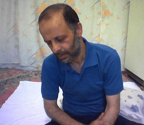 Akbar Ganji Akbar Ganji Martin Ennals Award
