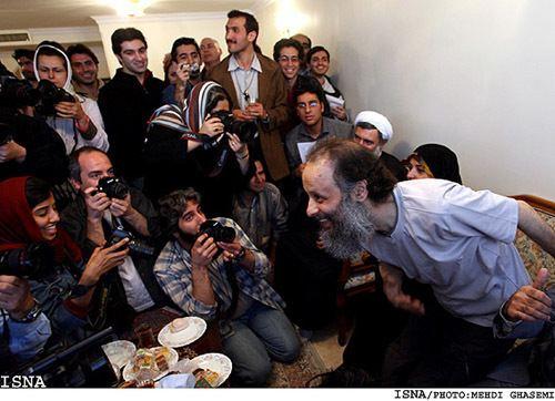 Akbar Ganji Iranian Journalist Akbar Ganji Declared IPIs 59th World Press