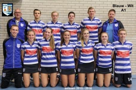 AKC Blauw-Wit Blauw Wit Amsterdam A1