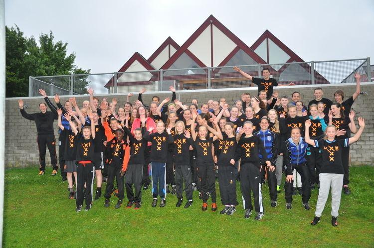AKC Blauw-Wit Niacet Clinics AKC BlauwWit groot succes Korfbalvereniging Tiel 3972