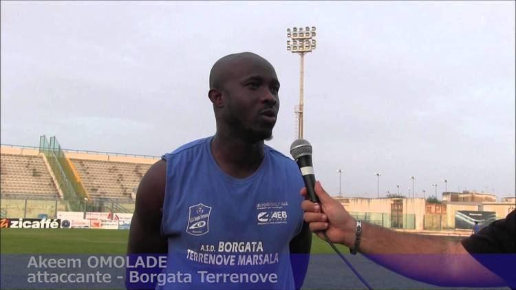Akeem Omolade Borgata Terrenove interviste al DG Arturo Vadal Akeem