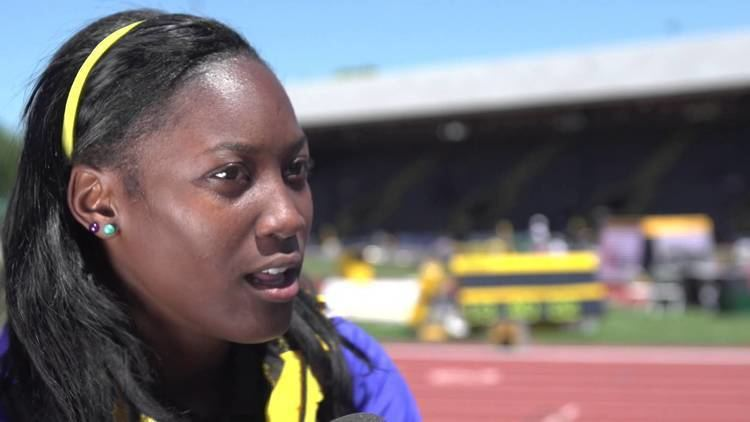 Akela Jones IAAF World Junior Championships 2014 Akela JONES BAR