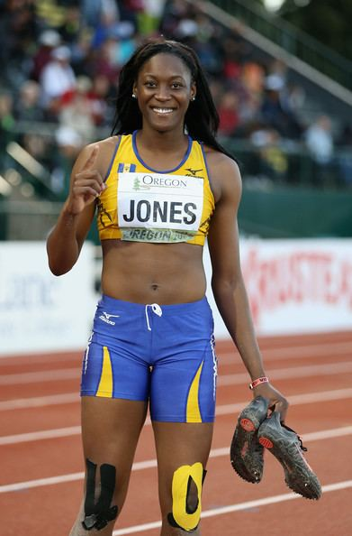 Akela Jones Akela Jones Photos IAAF World Junior Championships Day