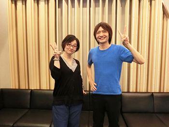 Akeno Watanabe Free WEB Radio Iwatobi Channel ES 05 notes