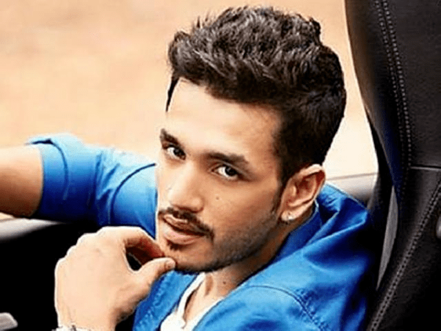 Akhil Akkineni Actor Akhil Akkineni in love but not engaged yet regional movies