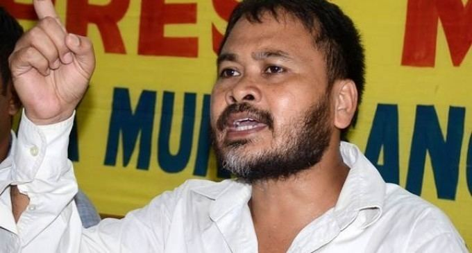 Akhil Gogoi Prominent Assam RTI Activist Akhil Gogoi Arrested Northeast Today