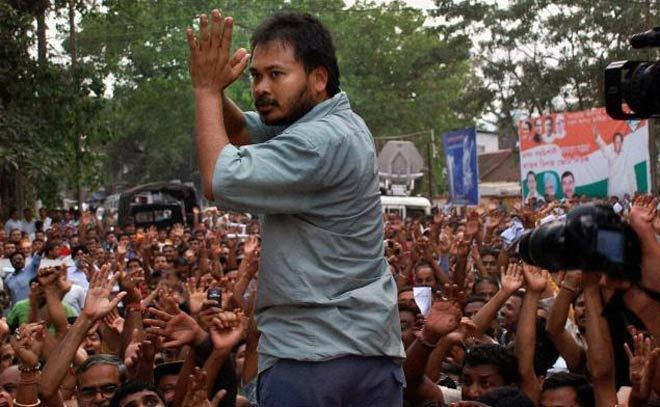 Akhil Gogoi Who is Akhil Gogoi North News India Today