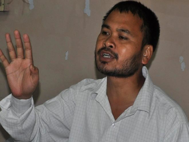 Akhil Gogoi Congress councillor arrested for attack on RTI activist
