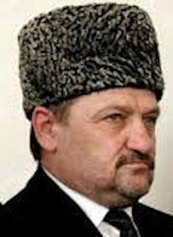 Akhmad Kadyrov 20002004 Akhmad Kadyrov
