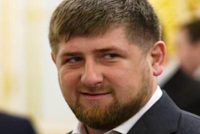 Akhmad Kadyrov Chechen President Akhmad Kadyrov Kassab mercenary gangs