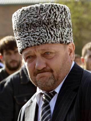 Akhmad Kadyrov wwwchinadailycomcnenglishdoc20040509xin2
