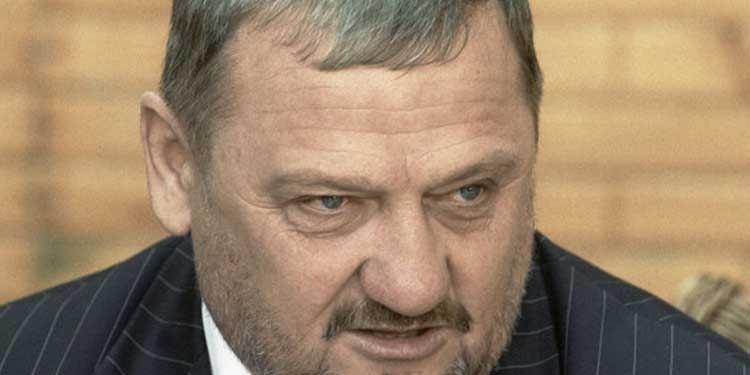Akhmad Kadyrov AccadevaOggi Akhmad Kadyrov viene eletto presidente