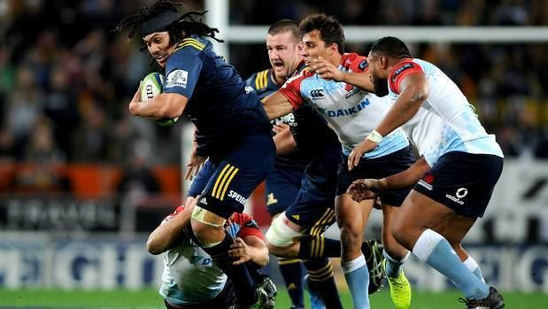 Aki Seiuli Highlanders prop Aki Seiuli excited at chance to play rugby in home