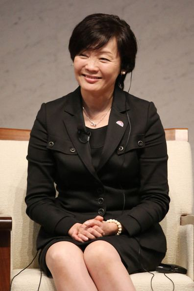 Akie Abe Akie Abe Pictures World Assembly for Women in Tokyo WAW