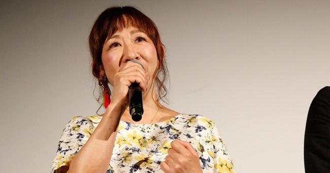 Akie Asaka Is it scary woman Is it pretty woman Akie Asaka of New Comedy goes