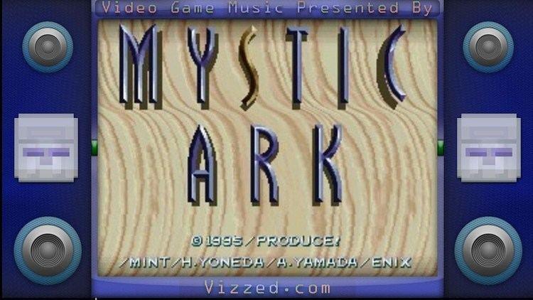 Akihiko Mori The Mother Goddess Mystic Ark SNES Music by Akihiko Mori YouTube