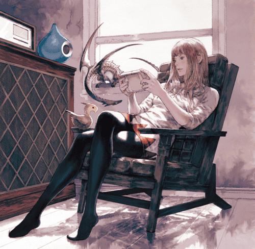 Akihiko Yoshida Art of Akihiko Yoshida