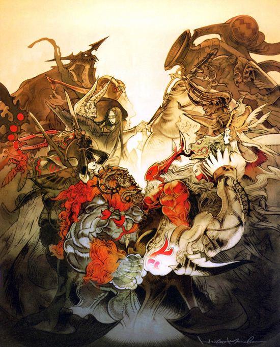 Akihiko Yoshida Awesome Robo THE ART OF AKIHIKO YOSHIDA