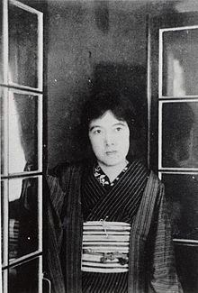 Akiko Yosano Akiko Yosano Wikipedia the free encyclopedia
