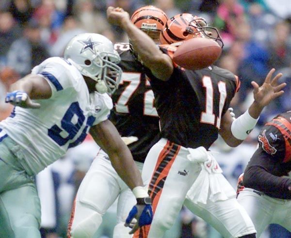 Akili Smith Akili Smith 5 NFL Draft Bust TOP 10 BUSTS