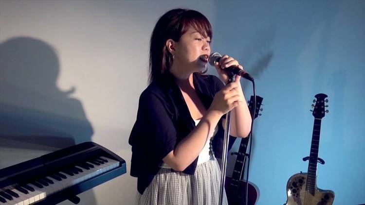 Akino (singer) cross the line AKINO With bless4 OP covered by Me