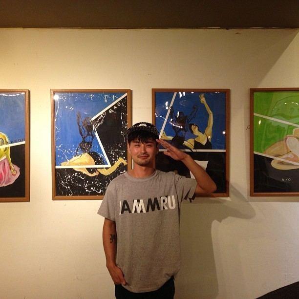 Akinobu Aoki FLAKE RECORDS 7th Anniversary Akinobu Aoki soro Exhibition OSAKA