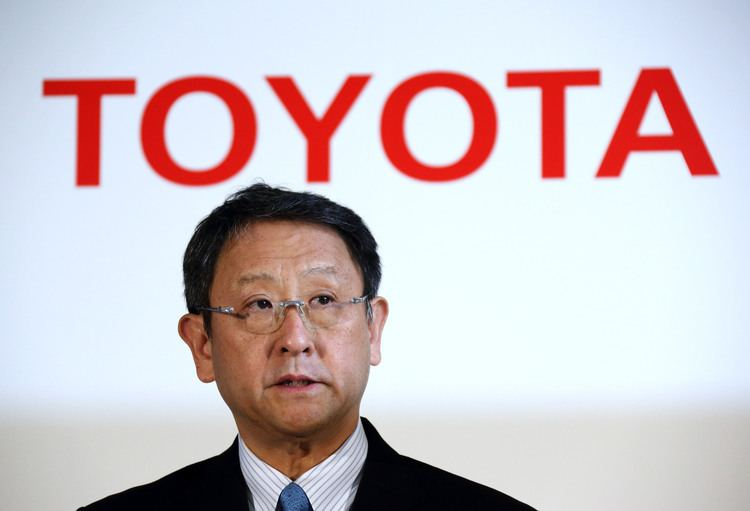 Akio Toyoda Toyoda takes second in car race The Japan Times