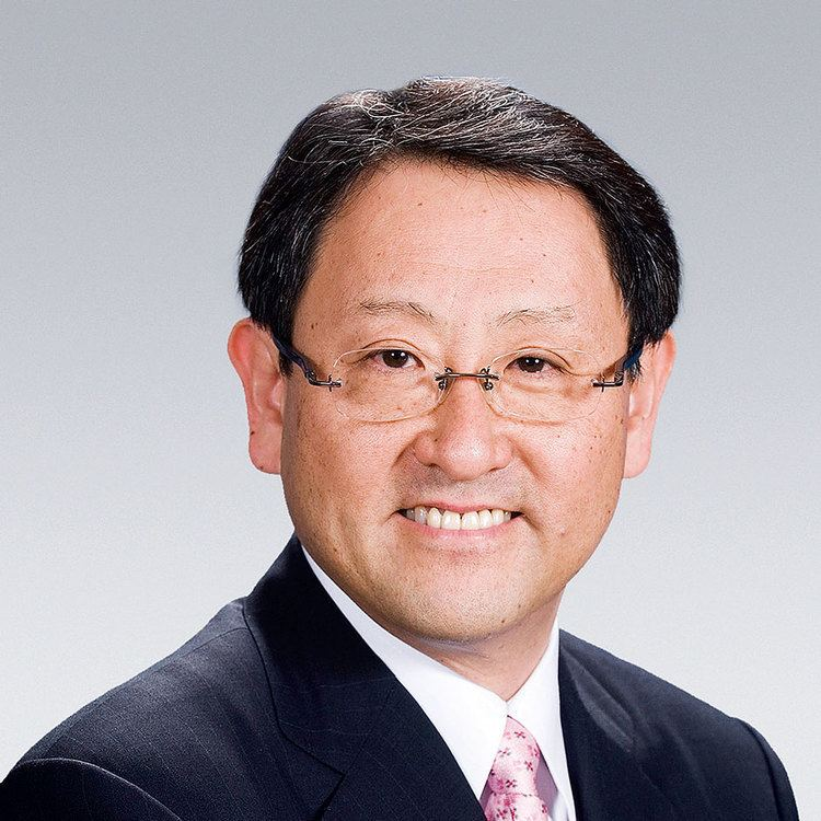 Akio Toyoda Akio Toyoda Toyota Worldfinance100 2012